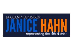 Supervisor Janice Hahn